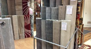 Bournemouth's new rug department