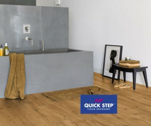Easy To Maintain Laminate Bathroom Flooring