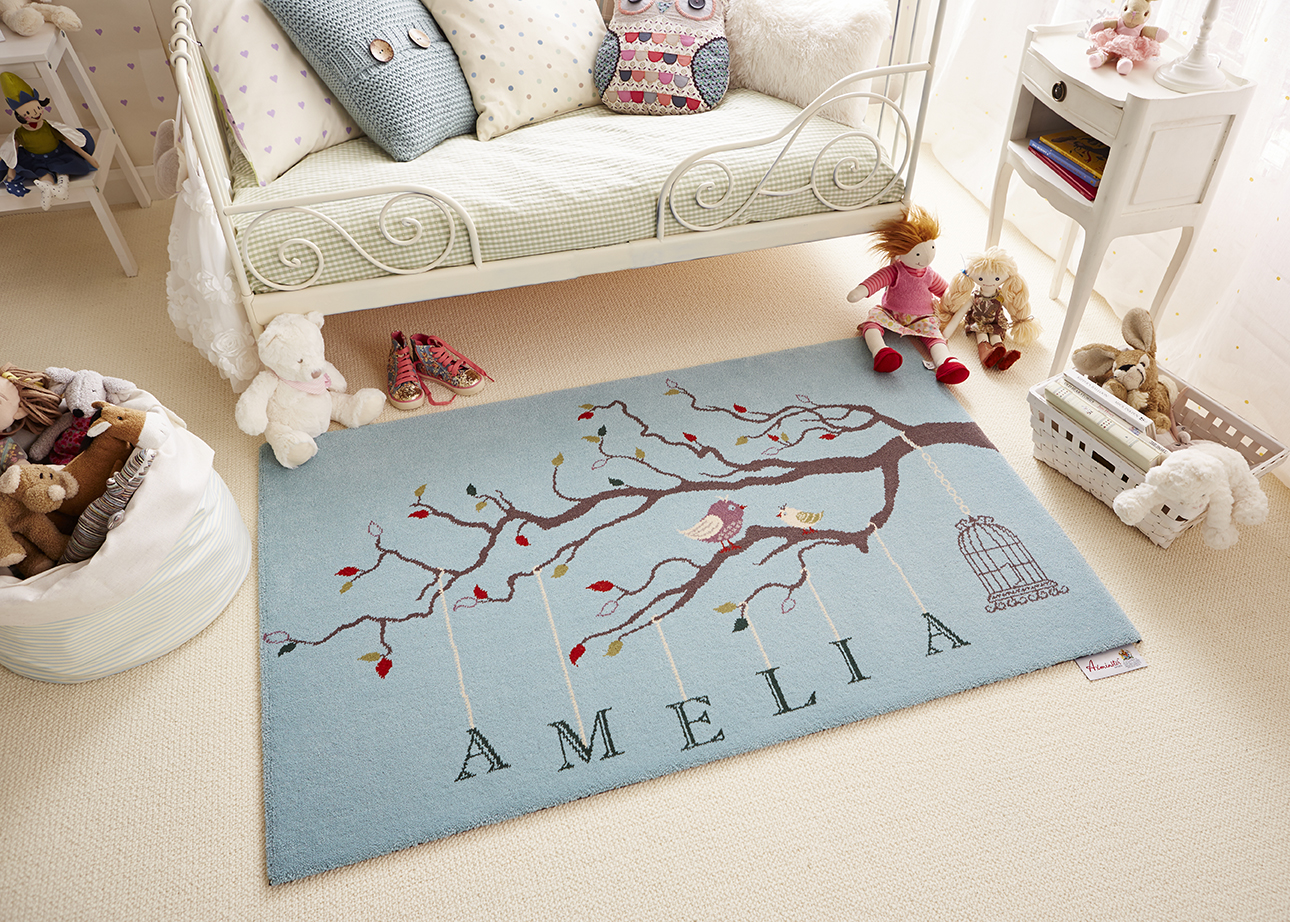 Personalised Children S Rugs Personalised Imagination