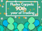 90 Years of selling carpets